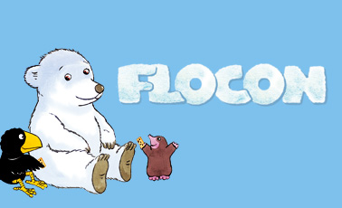Flocon - ourson - magazine héro enfant - abonnement
