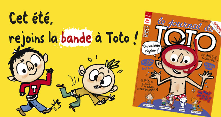 journal de toto blagues humour