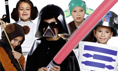 costume STAR WARS