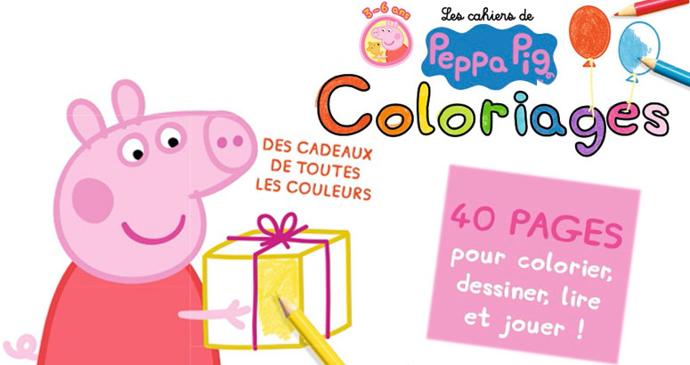peppa pig famille