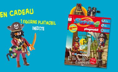 PLAYMOBIL SUPER4 MAGAZINE