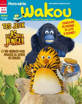 wakou les as de la jungle