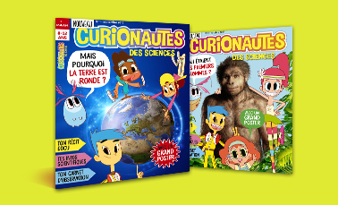 curionautes science magazine enfant