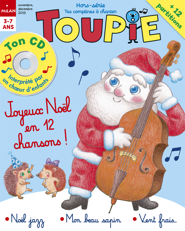 toupie comptines cd 12 chansons