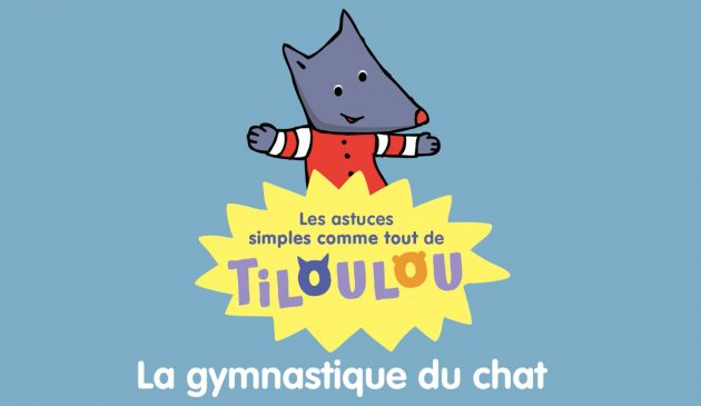 gymnastique du chat - tiloulou