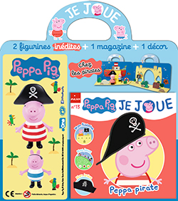 peppa pig je joue figurines